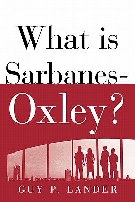 Image for What is Sarbanes-Oxley?