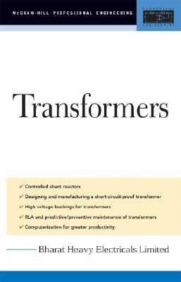 Transformers: Design, Manufacturing, and Materials (Professional Engineering), Bharat Heavy Electrical Limited
