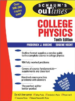 Image for Schaum's Outline of College Physics, 10th edition (Schaum's Outline Series)