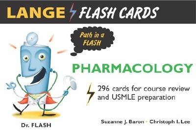 Image for Lange Flash Cards Pharmacology