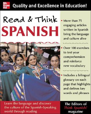 Image for Read And Think Spanish (Book): The Editors of Think Spanish Magazine