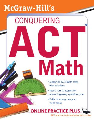 Image for McGraw-Hill's Conquering the ACT Math