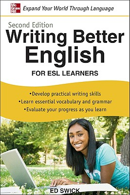 Image for Writing Better English for ESL Learners