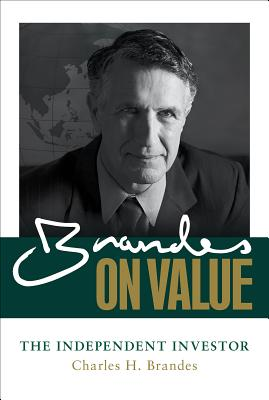 Image for BRANDES ON VALUE THE INDEPENDANT INVESTOR