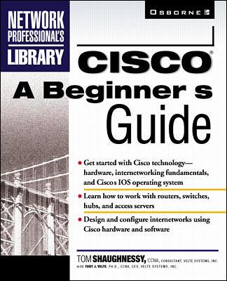 Image for CISCO: A Beginner's Guide