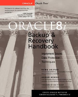 Oracle8i Backup & Recovery