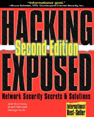 Image for Hacking Exposed: Network Security Secrets & Solutions, Second Edition (Hacking Exposed)