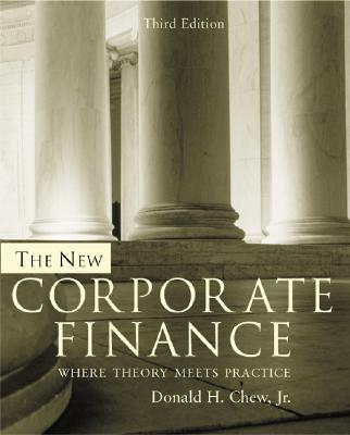 The New Corporate Finance, Donald H. Chew, Jr.
