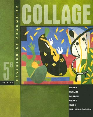 Image for Collage: Revision de grammaire (Student Edition)