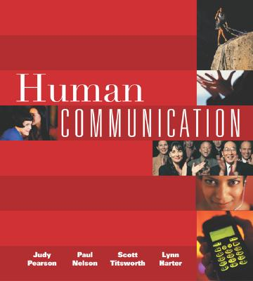 Image for Human Communication with Free Student CD-ROM and PowerWeb