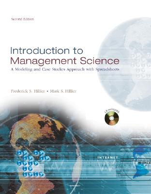 Image for Introduction to Management Science w/ Student CD-ROM