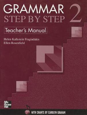 Image for Grammar Step By Step 2 : Teacher's Manual