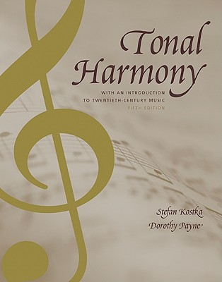 Image for Tonal Harmony, with an Introduction to Twentieth-Century Music