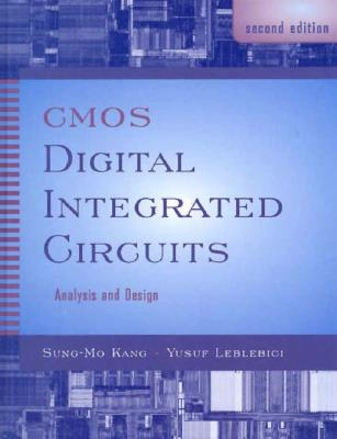 Image for CMOS Digital Integrated Circuits Analysis & Design