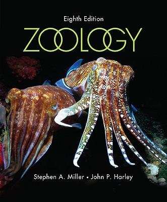 Zoology, Miller, Stephen; Harley, John