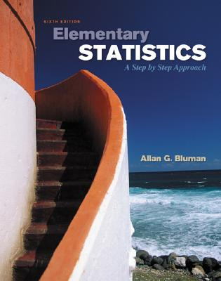 Image for Elementary Statistics: A Step by Step Approach