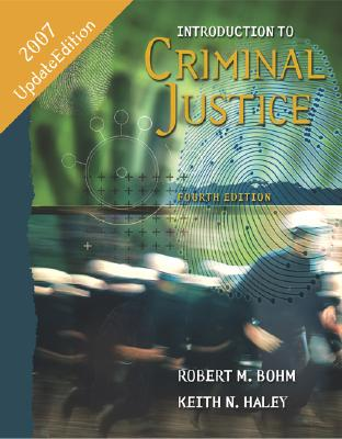 Image for Introduction to Criminal Justice: Updated Edition
