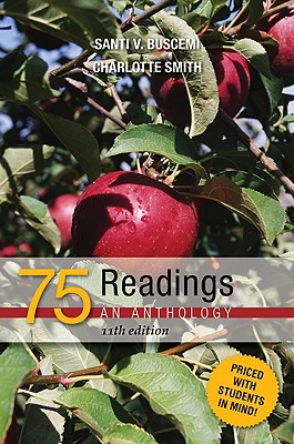 75 Readings: An Anthology, Buscemi, Santi; Smith, Charlotte