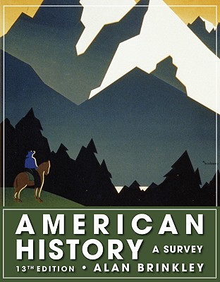 Image for American History: A Survey