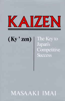 Kaizen: The Key To Japan's Competitive Success, Imai, Masaaki