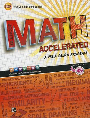 Glencoe Math Accelerated, Student Edition (MERRILL PRE-ALGEBRA), McGraw-Hill Education