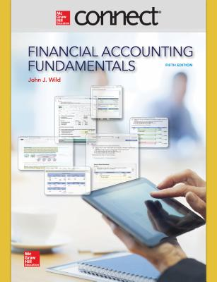 Image for Connect 1 Semester Access Card for Financial Accounting Fundamentals