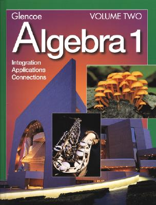 Image for Algebra 1: Integration Applications and Connections, Vol. 2