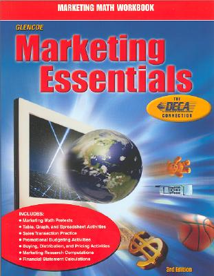 Image for Marketing Essentials: Marketing Math Workbook [Paperback]  by McGraw-Hill