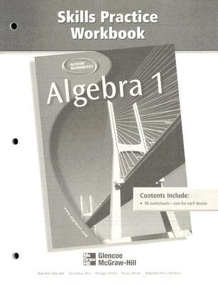 Image for Algebra 1, Skills Practice Workbook
