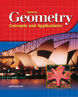 Image for Glencoe Geometry: Concepts and Applications, Student Edition