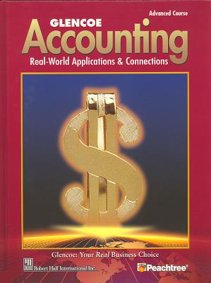 Image for Glencoe Accounting Advanced Course Student Edition