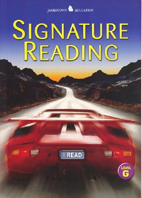 Signature Reading, Level G (Jamestown Education), Mcgraw-hill-glencoe;Jamestown Education