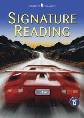 Image for Signature Reading, Level H (Jamestown Education)