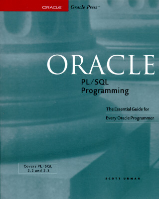 Image for Oracle Pl/SQL Programming (Oracle Series)