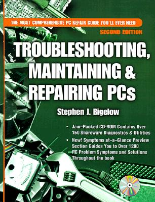Image for Troubleshooting, Maintaining & Repairing PCs (CD-ROM Included)