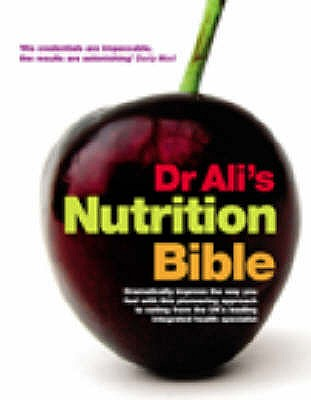 Image for Dr Ali's Nutrition Bible