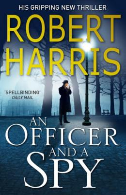 An Officer and a Spy, Harris, Robert