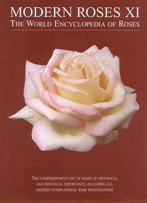 Image for Modern Roses XI: The World Encyclopedia of Roses (Pt. 11)