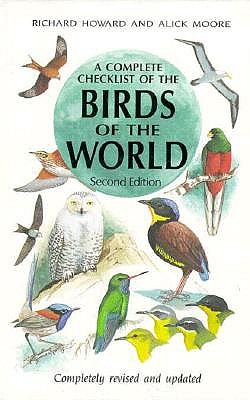 Image for A Complete Checklist of Birds of the World, Second Edition