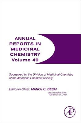 Image for Annual Reports in Medicinal Chemistry, Volume 49