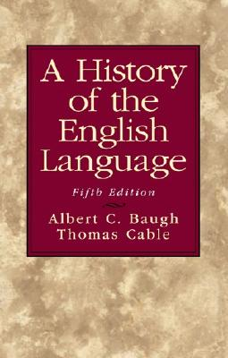Image for History of the English Language, Fifth Edition