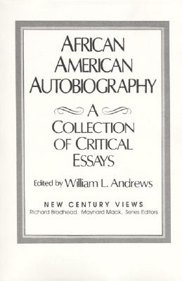 Image for African-American Autobiography: A Collection of Critical Essays