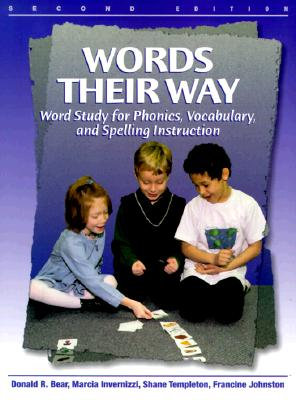 Image for Words Their Way: Word Study for Phonics, Vocabulary, and Spelling Instruction (2nd Edition)