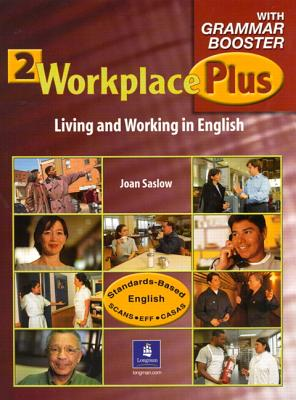 Image for 2 Workplace Plus: Living and Working in English (Teacher's Edition)
