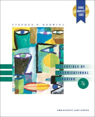 Image for Essentials of Organizational Behavior (7th Edition)