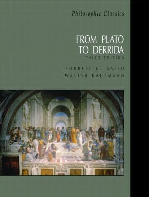 Image for FROM PLATO TO DERRIDA - PHILOSOPHICAL CLASSICS FOURTH EDITION