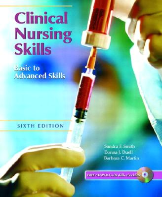 Image for Clinical Nursing Skills: Basic to Advanced, Sixth Edition