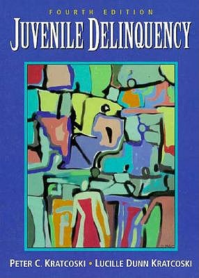 Image for Juvenile Delinquency (4th Edition)