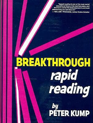 Image for Breakthrough Rapid Reading