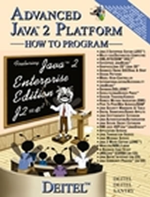 Image for Advanced Java 2 Platform: How to Program